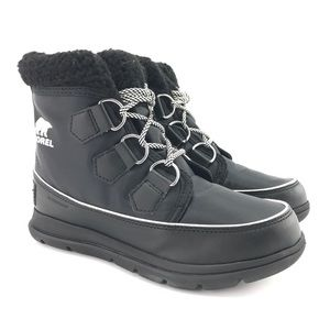 Sorel Women's Explorer Carnival Winter Boots Sz 6